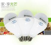 提供塑料球泡灯e27螺口led节能灯泡球泡灯尚进LED球泡灯