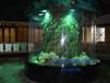 遼寧魚缸廠家生產大型生態亞克力景觀水族箱有機玻璃魚缸