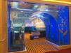 河南鱼缸厂家承接定制生态水族箱有机玻璃板材