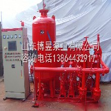博山生产3CF认证消防稳压给水设备/变频消防稳压给水设备资质齐全低价供应售后保障