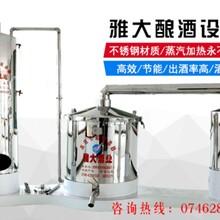 雅大小型烤酒设备烤酒设备厂家直销图片