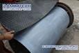 宁夏现场滚筒冷包胶带BL半硫化层耐磨胶皮