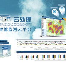 四川瞭望扬尘噪声智能监测云平台