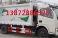 深圳东风8吨压缩垃圾车厂家图片