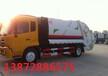 南充东风5方8方压缩式垃圾车报价图片