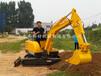 弗斯特小挖机是一款适用于市政建设,农田,园林工程的微型挖掘机