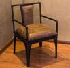 供应时尚休闲桌椅工业风金属小软包可订做