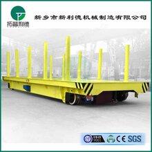 起重机配套KPC30吨滑触线供电轨道车搬运设备1.5吨电动平车性能稳定