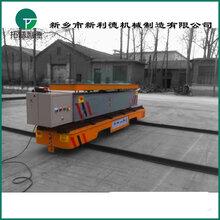 北京定制工件转运光电导航重型AGV搬运车图片