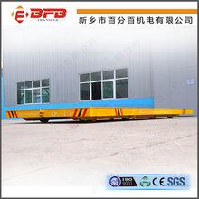仓储物流设备大跨距手推轨道车装卸设备8吨车间过跨车服务周到