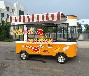 天纵餐车tzcc-1电动小吃车电动餐车早餐车