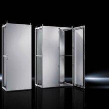 潍坊仿威图电源柜PS机柜九折型材RAL7035/2控制柜IP56电柜配电柜