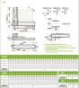 珠海組合電動滑臺皮帶X軸厚170,速2000,Y軸厚135,速1000承重20-30KGXYMH760-A