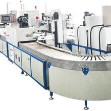 全自动文具三角板笔帽笔挂印刷机适用于文具行业印刷