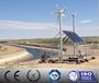 湖南江永怀能中小河流风光互补智慧监控供电系统厂家太阳能风力发电设备