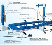 烟台腾飞大梁校正仪T-F3矩形方管车身修复台汽车手术台汽车维修设备钣金设备