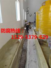 水池玻璃鋼防腐公司臺中市施工包工包料多少錢、圖片