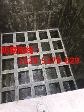 綏化市鈦鋼水池玻璃鋼防腐公司多年經驗圖片
