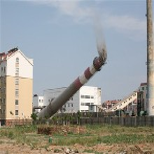 菏澤傘形水塔拆除公司費用圖片