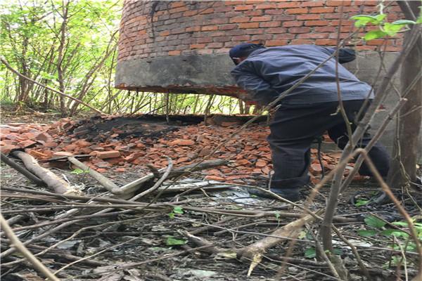 蘭州煙囪拆除公司報價制作