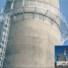 宜昌钢烟囱制作安装公司施工单位图片
