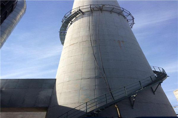 武清烟囱旋转爬梯安装公司报价中心