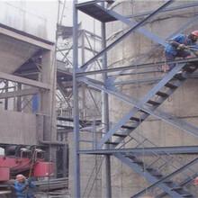 伊春钢烟囱制作安装公司施工单位图片