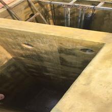 葫蘆島七油五布環氧樹脂防腐工程包工包料圖片