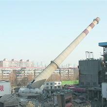 武威市舊煙囪拆除公司包工包料圖片