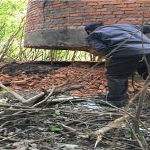 桂林市混凝土煙囪拆除公司多少錢圖片