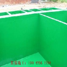 花山地坪玻璃鋼防腐施工公司呋喃樹脂圖片