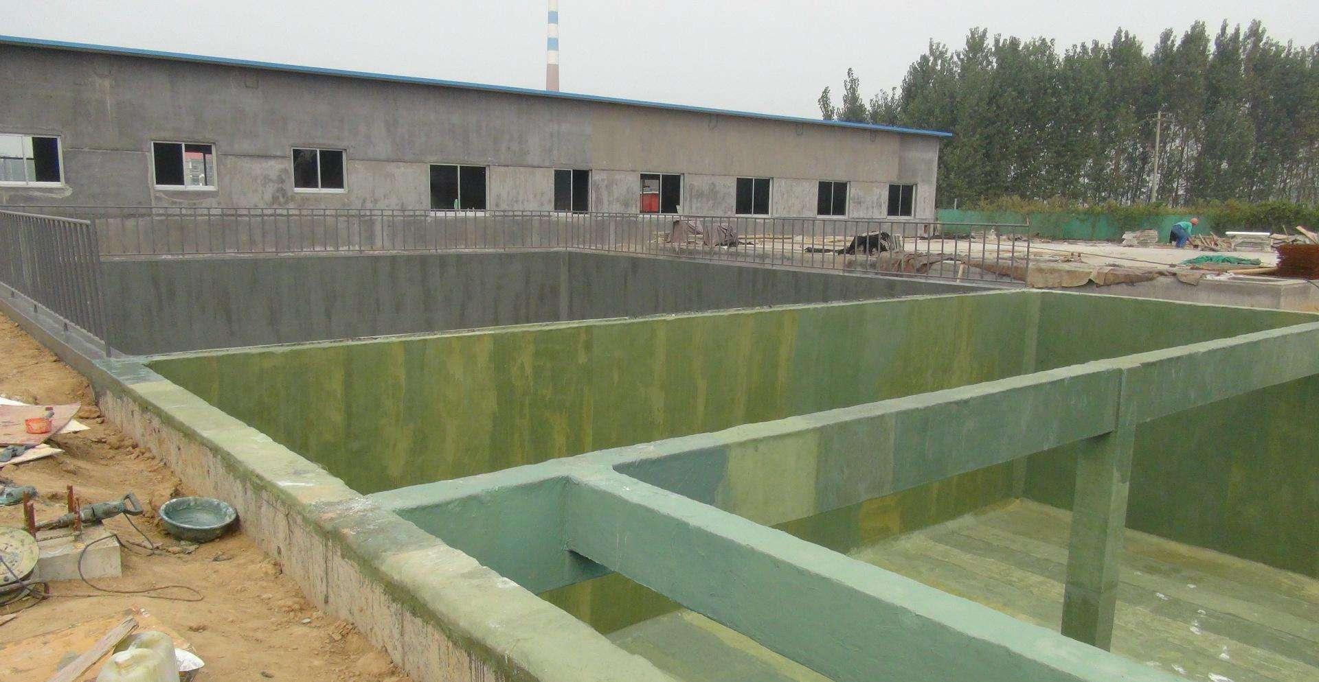 武侯水池酸堿防腐施工單位耐腐蝕
