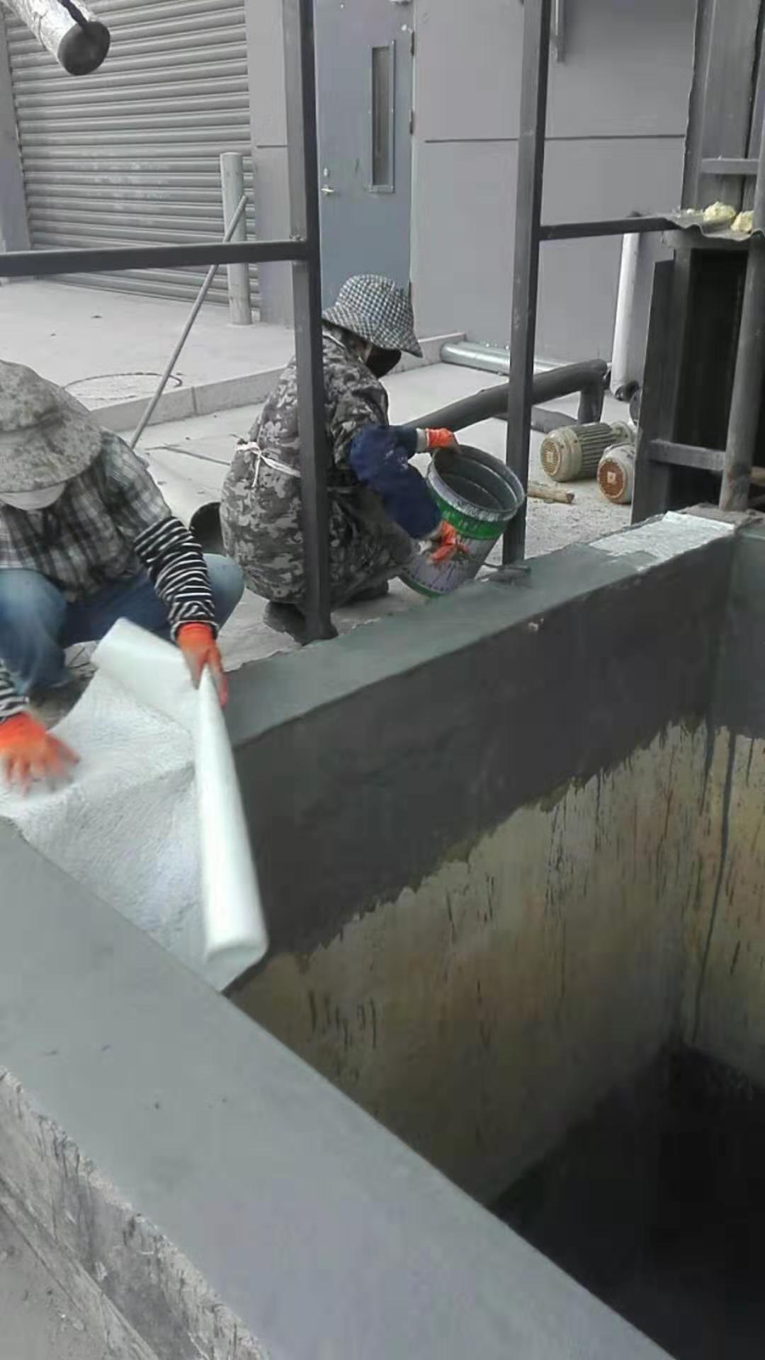 長子地坪玻璃鋼防腐施工公司三布五油