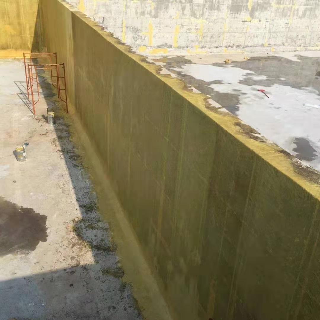 長陽調節池防腐單位耐腐蝕