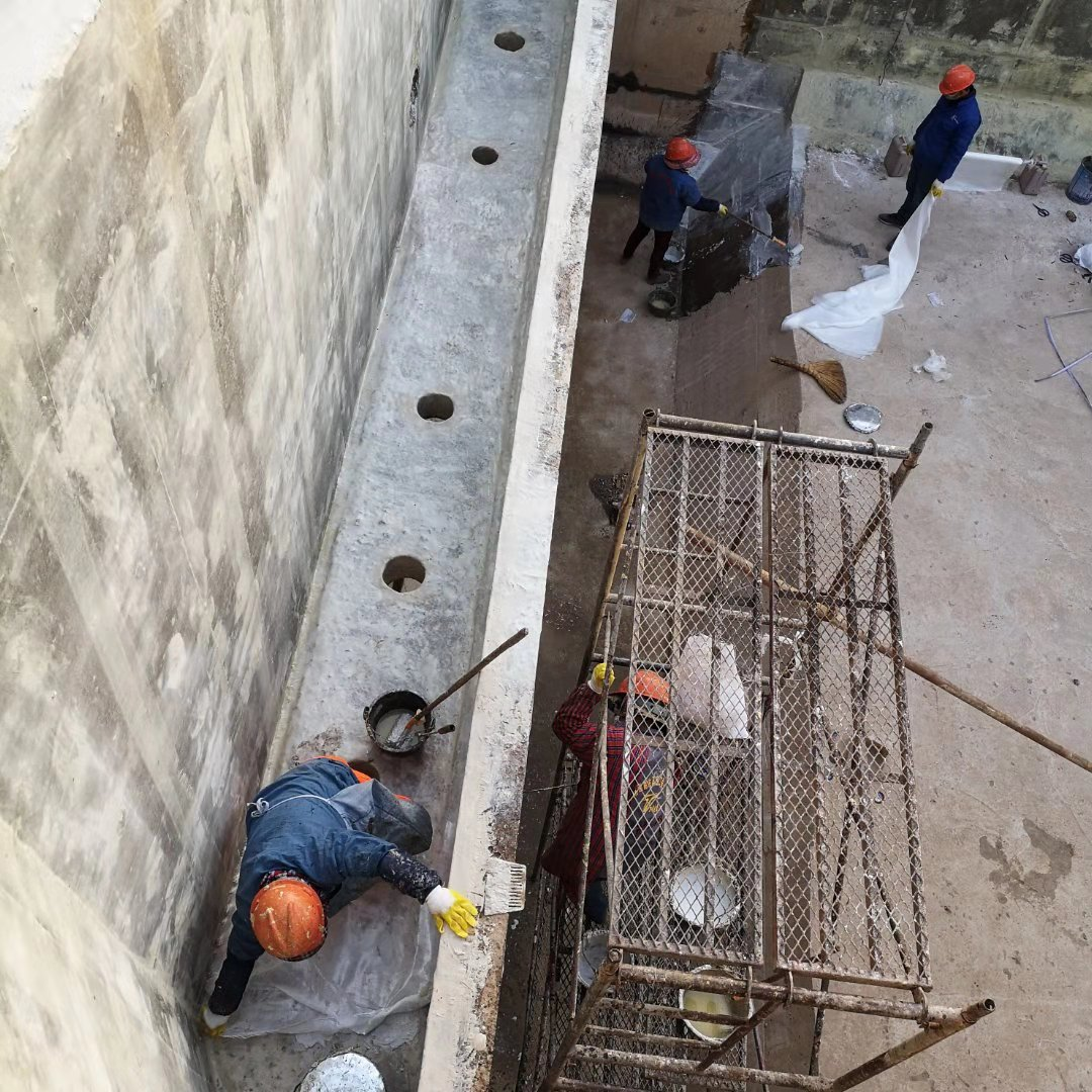 滄州廢水站防腐施工公司三布五油