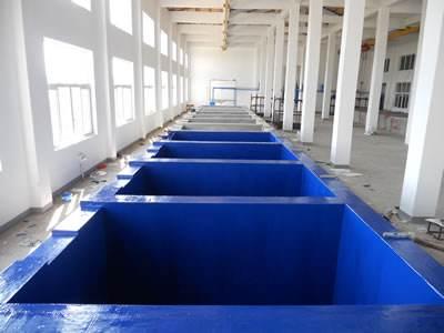 商都調節池防腐施工隊呋喃樹脂