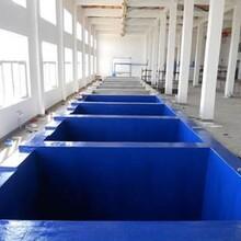 商都調節池防腐施工隊呋喃樹脂圖片