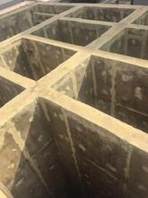 棲霞舊水池玻璃鋼翻新防腐施工隊三布五油圖片
