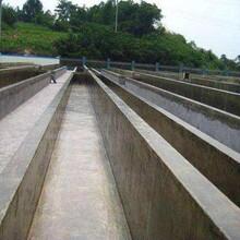 青川废水站防腐施工队呋喃树脂图片