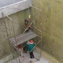 芗城调节池防腐施工队呋喃树脂图片