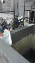 宜城地坪玻璃钢防腐施工队三布四油图片