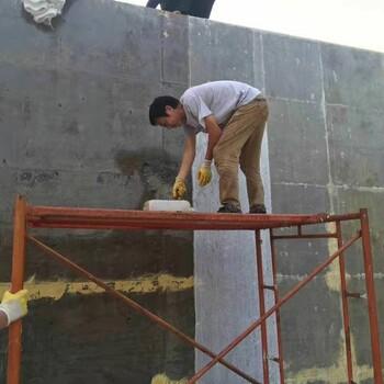 阳原垃圾池防腐施工队玻璃鳞片