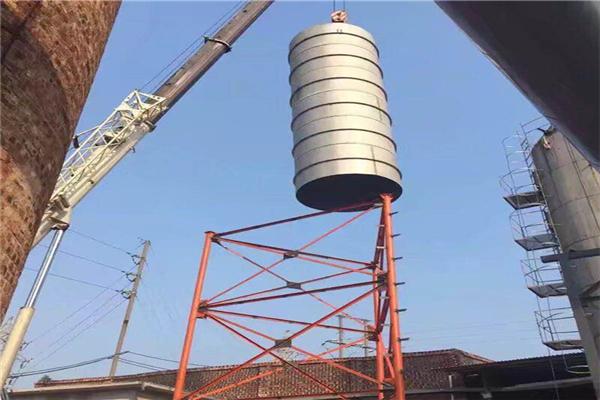 广州烟囱避雷针安装公司费用