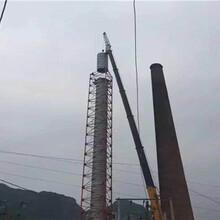 沧州烟囱刷航标施工公司报价图片