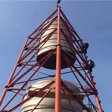 桂林烟囱粉刷刷航标施工单位费用多少图片