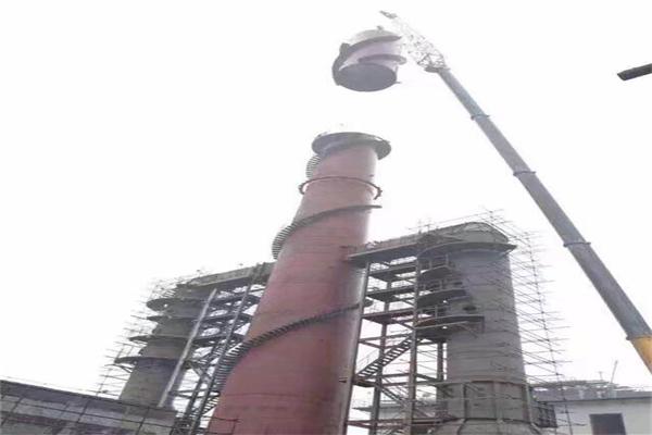 石家庄烟囱拆除加高施工单位费用多少