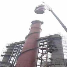 衡阳新建烟囱施工公司报价图片