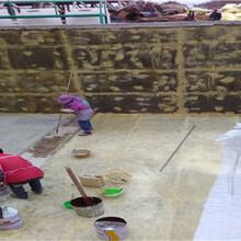 大理兩布三油污水處理站防腐包工包料圖片