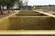 安順食品生產廢水池兩布四油防腐包清工