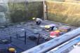 來賓水池內壁兩布四油防腐包清工